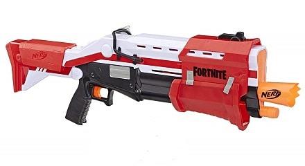 Nerf Fortnite Mega escopeta táctica