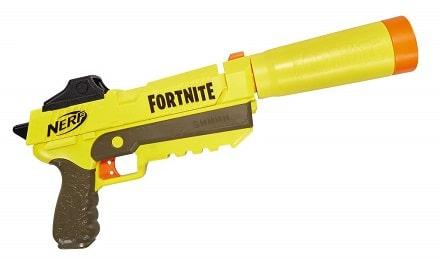Nerf Fortnite SP-L pistola silenciada