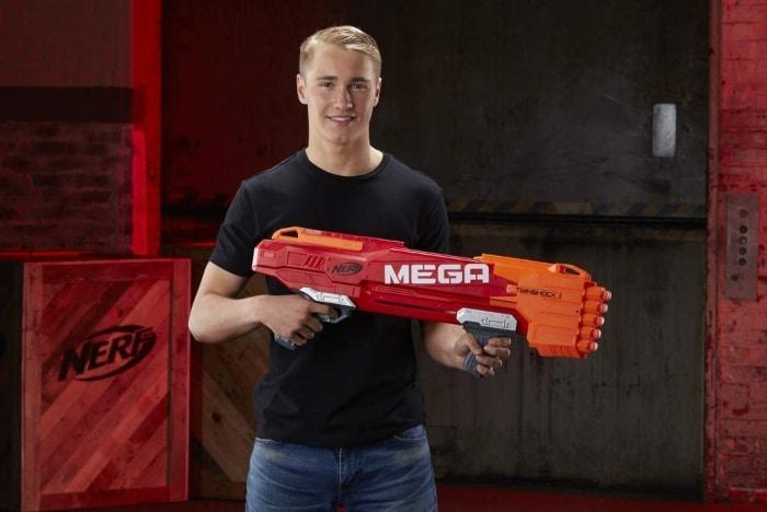 Mejores Nerf Mega