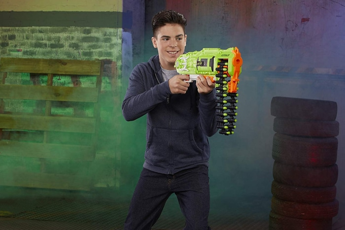 Mejores Nerf Zombie Strike