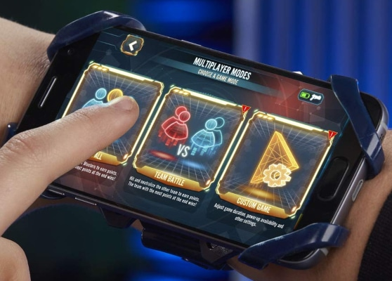 App de Nerf Laser Ops Pro