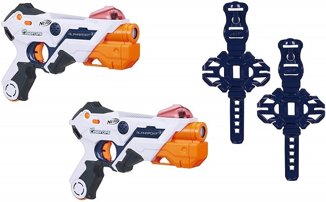 Nerf Laser Ops Pro Alphapoint pack 2