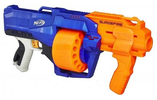 Escopeta Nerf Elite Surgefire