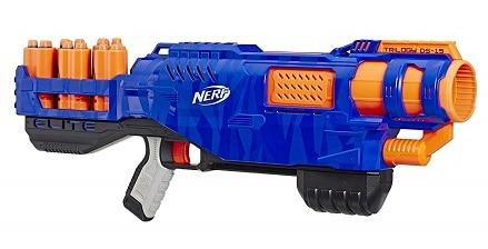 Escopeta Nerf Elite Trilogy