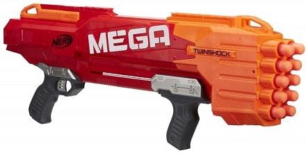 Escopeta Nerf Mega Twinshock