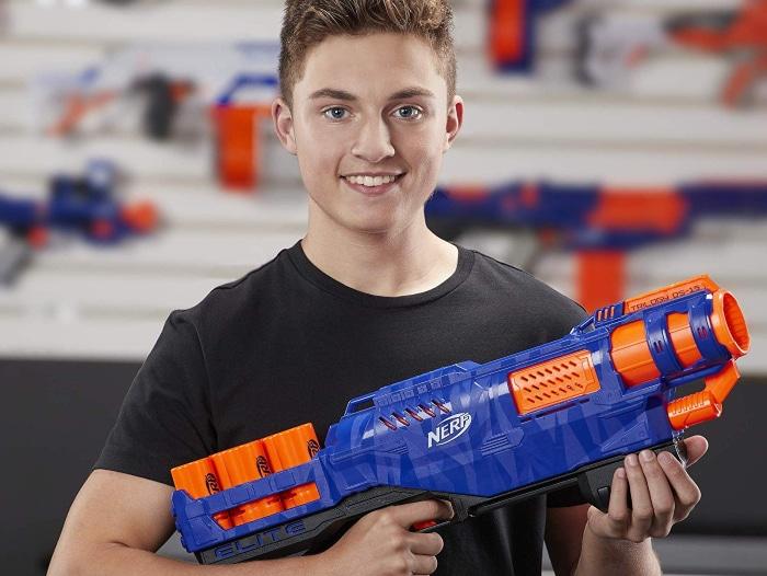 Mejores escopetas Nerf