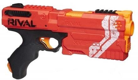 Pistola Nerf Rival Kronos XVIII 500 roja