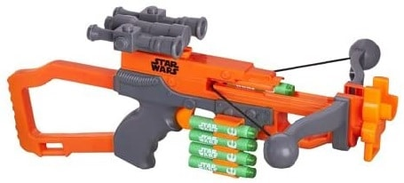 Ballesta Nerf Star Wars Chewbacca