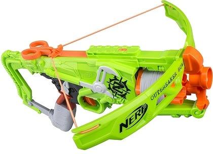 Ballesta Nerf Zombie Strike Outbreaker