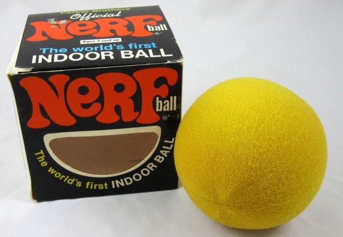 Curiosidades de Nerf