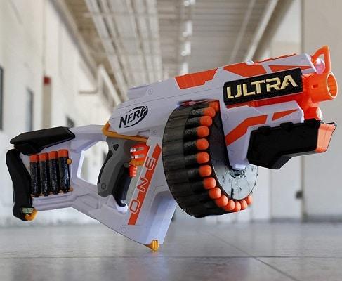 Imagen Nerf Ultra One