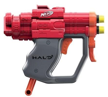 Nerf Halo Microshots Spnkr