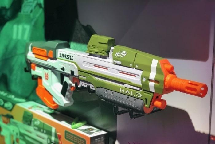 Nerf Halo portada