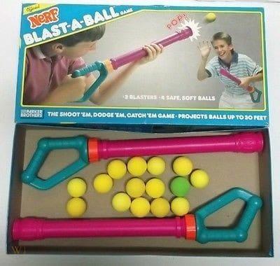 Primeros lanzadores Nerf