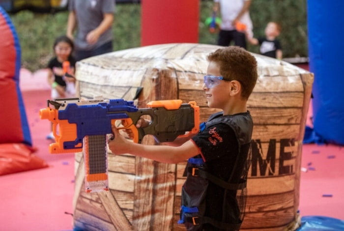 Mejores chalecos Nerf