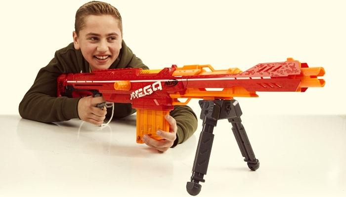 Mejores francotiradores Nerf