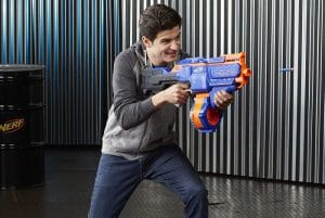 Mejores metralletas Nerf
