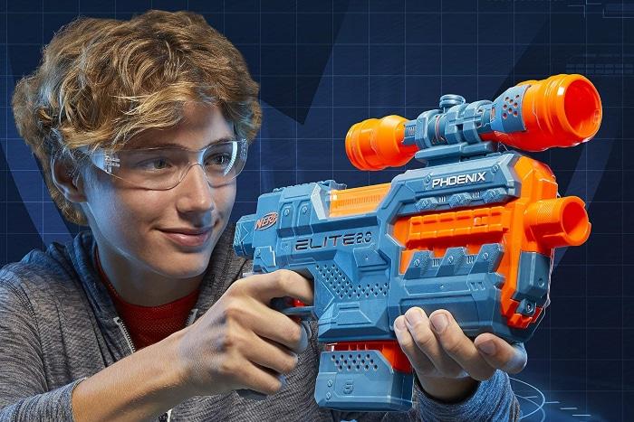 Modelos Nerf Elite 2.0