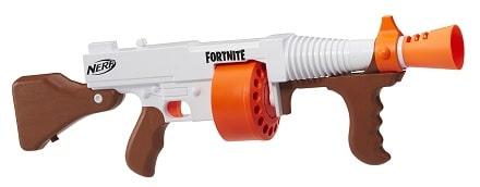 Nerf Fortnite DG Fusil de tambor